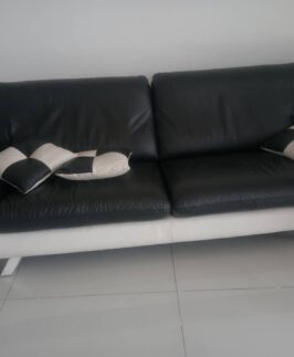 Three Seats Sofa [Italian Design]