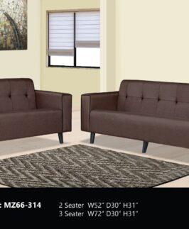 2+3 Sofa Italian Design [New]